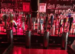 Comet Club Bar Tap